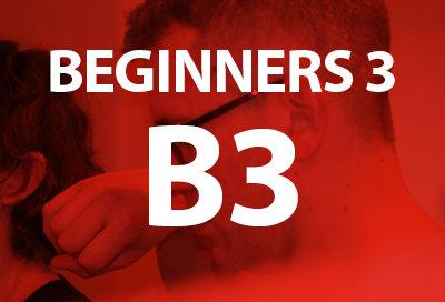 Beginners 3