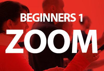 Beginners 1 op Zoom